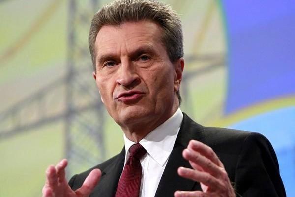 Еврокомиссар по энергетике не исключает воровства Украиной газа зимой