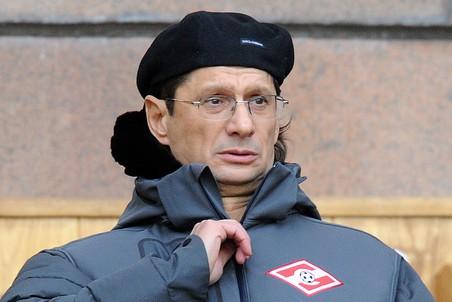 Федун потратил на «Спартак» миллиард долларов