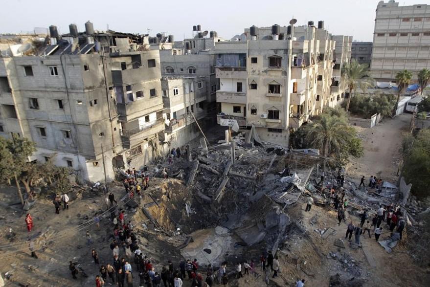 Израиль и ХАМАС договорились о трёхдневном перемирии