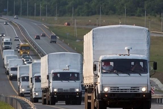 В ОБСЕ прокомментировали желание России снова отправить гуманитарный груз на Донбасс