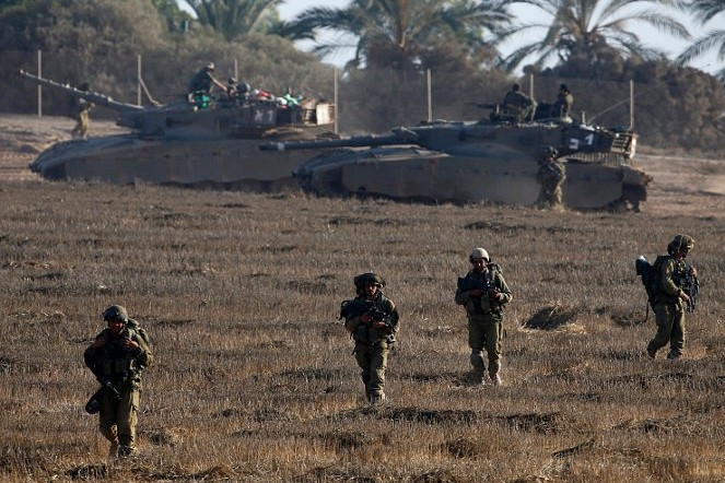 ХАМАС назвал семичасовое перемирие отвлекающим маневром