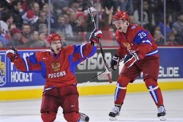 Молодежная сборная России по хоккею обыграла чехов