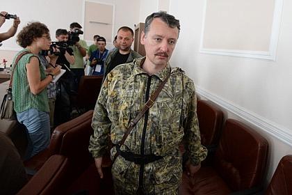 Стрелков после отпуска займется армией Новороссии - премьер ДНР