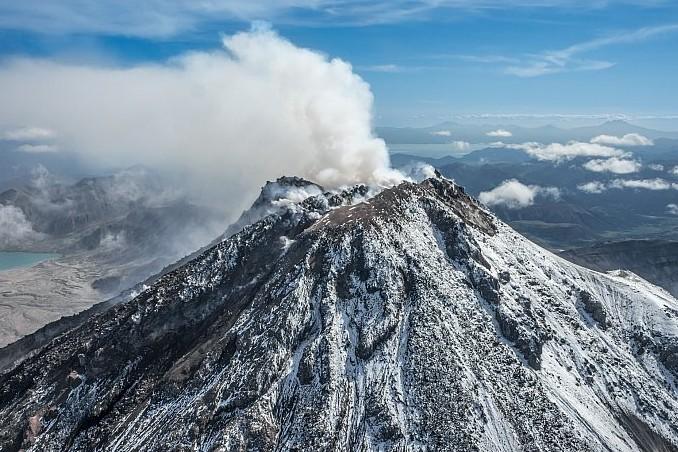На Камчатке после схода лавины пропали три туриста