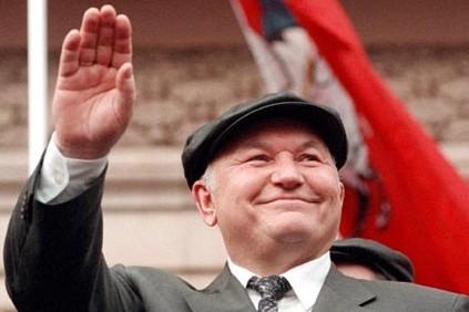 Лужкова не пустили в Латвию