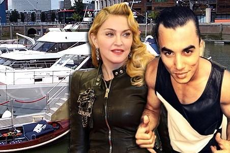 Мадонна и Тимор Стеффенс расстались