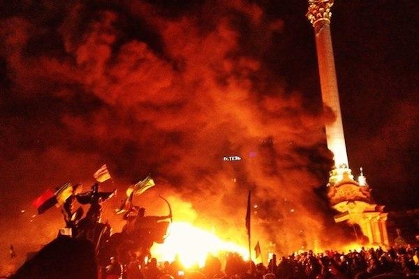 Фронт придет в Киев – участник АТО