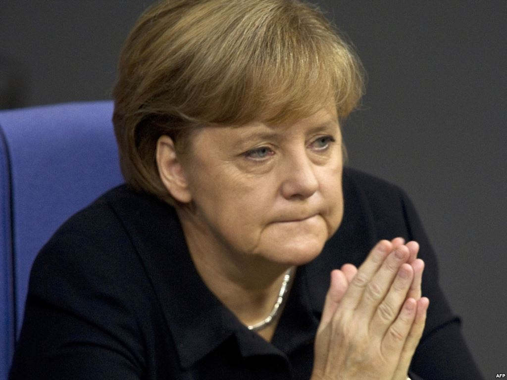 Меркель: Договор о зоне свободной торговли ЕС и США нужен до ухода Обамы