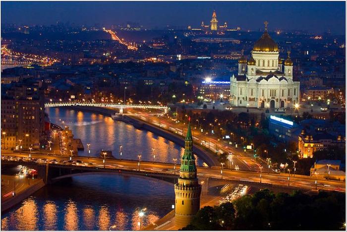 В МВД Украины требуют вернуть Москву, так как ее основал Юрий Долгорукий
