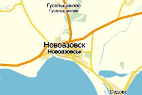 Ополченцы ДНР дошли до побережья Азовского моря