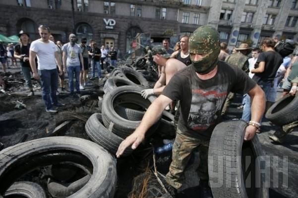 СБУ отправит на фронт недовольных политикой Украины