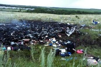 Опознаны 65 жертв крушения Boeing 777 на Украине