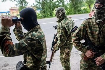 Ополченцы сбили украинский штурмовик  над Красным Лучом