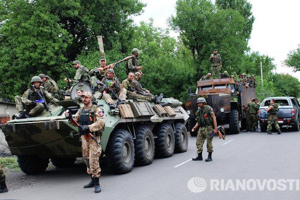Армия ДНР передала украинской стороне более 220 пленных военных