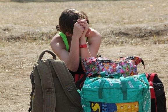 30 женщин-боевиков разыскиваются среди беженцев, прибывших с Украины