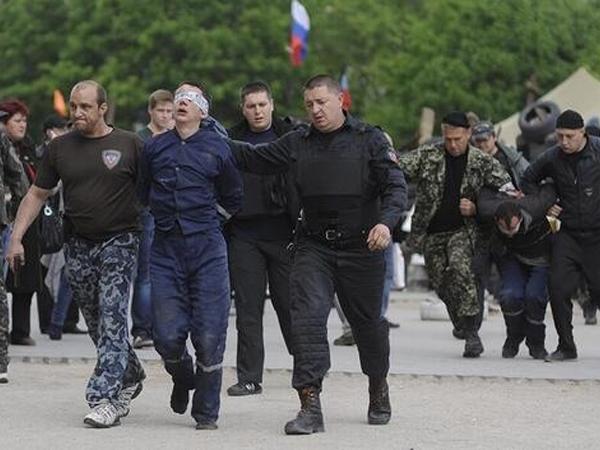В Минске договорились о выдаче 40 пленных