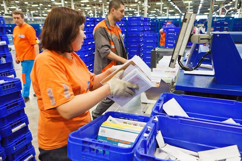 Почта России стала получать меньше жалоб на качество доставки посылок из-за рубежа