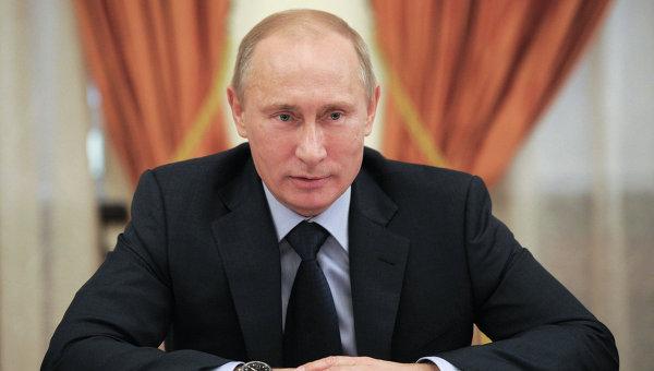 Путин: Изучается вопрос создания зоны свободной торговли между РФ и Египтом