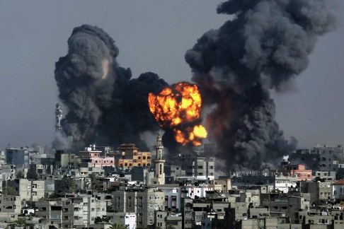 Израиль подтвердил факт обстрела школы ООН в секторе Газа