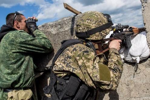 Окруженные в Луганской области силовики пошли на переговоры о сдаче