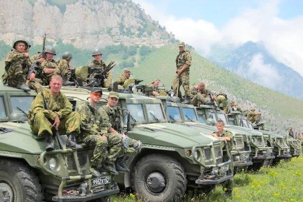 Россия создает войска быстрого реагирования