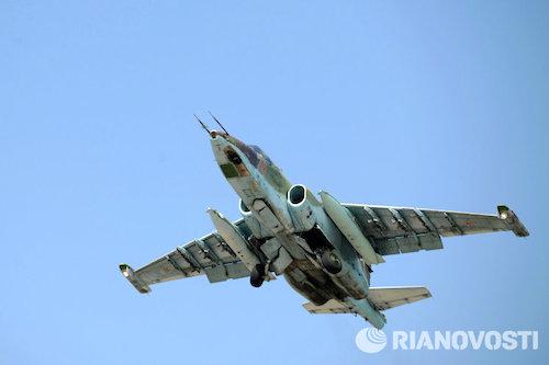 Ополчение ДНР сбило еще один Су-25 ВВС Украины