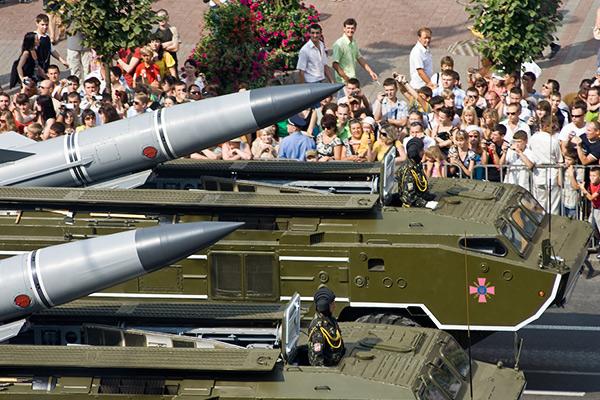 ДНР: армия Украины стягивает к Донецку комплексы «Точка У», РСЗО «Смерч» и «Ураган»