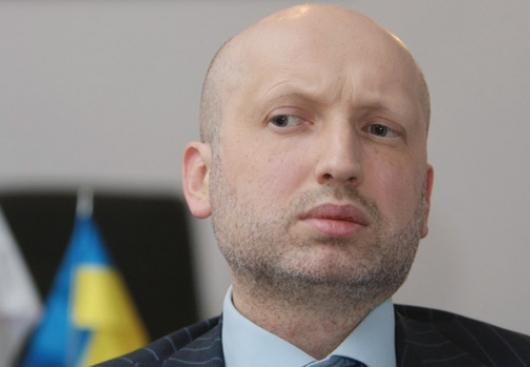 Турчинов призывает страны ЕС покупать газ на границе с Россией