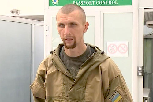 12 военнослужащих Украины перешли в Россию через КПП «Гуково»