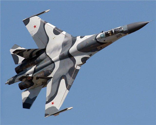 Россия заявила о нарушении воздушного пространства РФ украинским самолетом