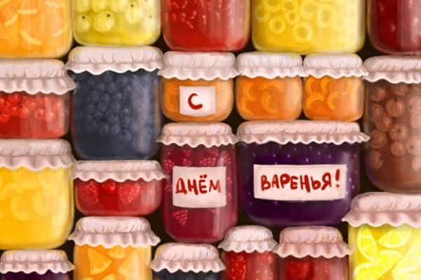 В Москве пройдет фестиваль варенья