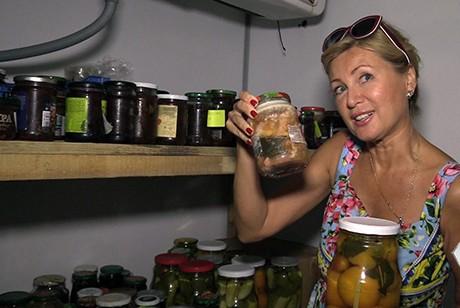 Вика Цыганова поддержала введение запрета на продукты с Запада