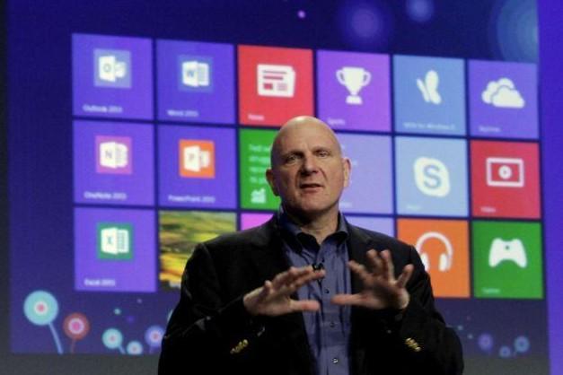 Microsoft назвала дату презентации ОС Windows 9
