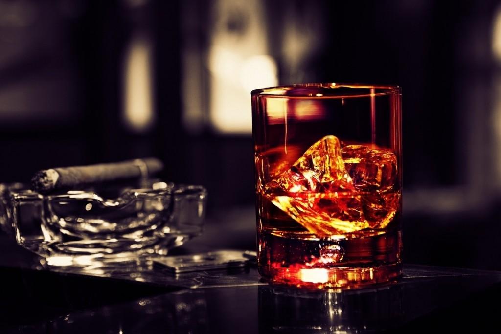 Россия нашла опасные вещества в американском виски