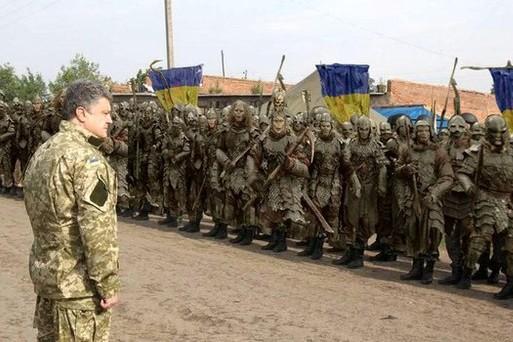 На военкомат в Харькове напали с огнеметом