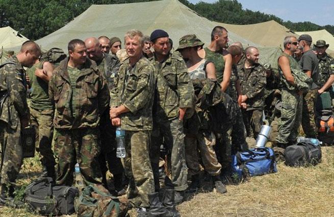 Украина будет судить 180 солдат 72-й бригады, сложивших оружие