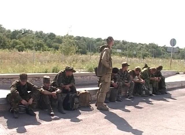 ФСБ: новая группа военнослужащих Украины намерена перейти в Россию
