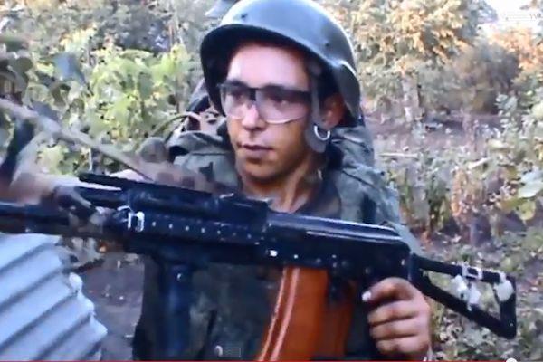 Ополченцы ДНР зачищают Иловайск