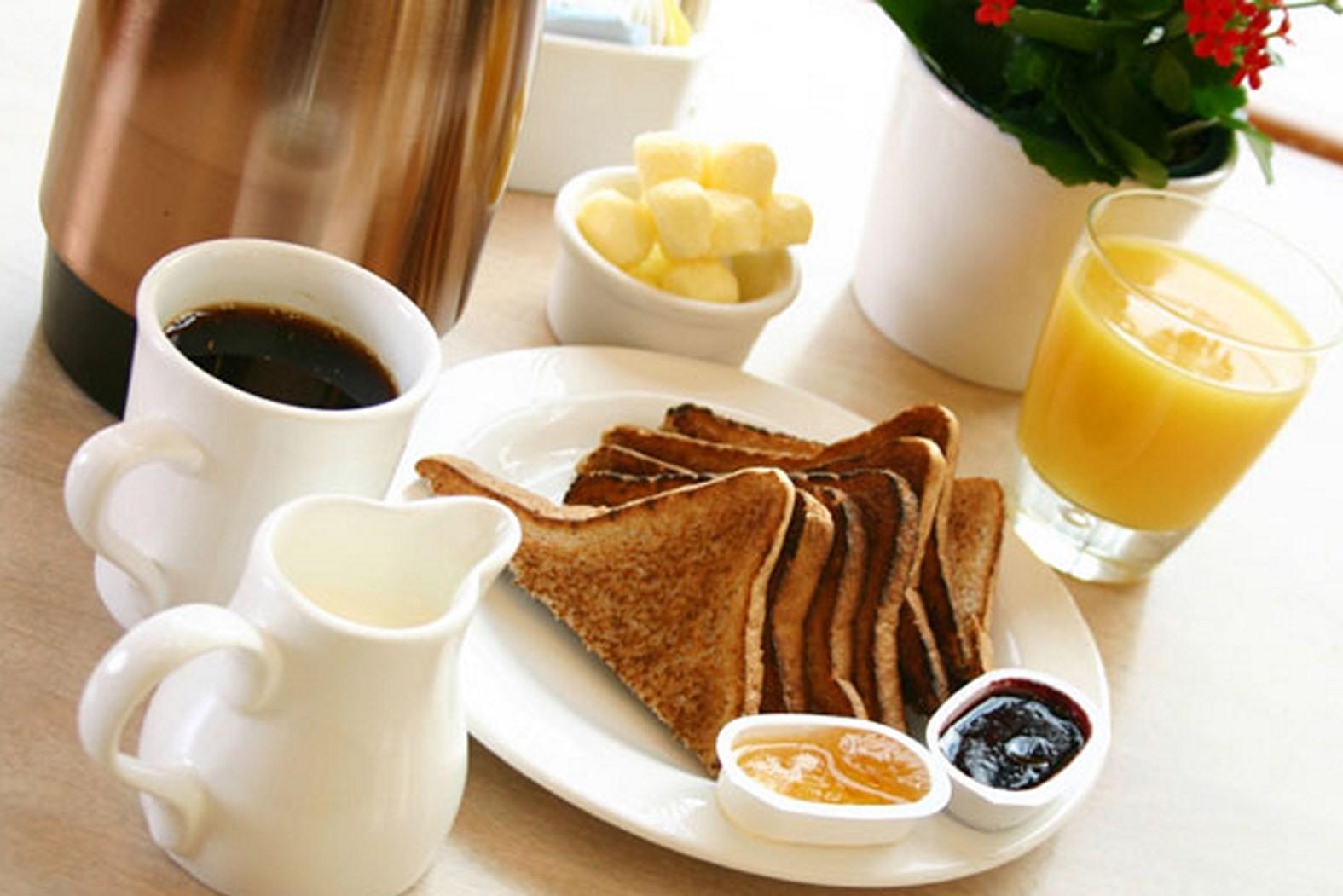 Ученые доказали: завтрак можно пропустить