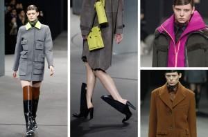 Alexandr Wang Осенние модные тренды Нью-Йорка