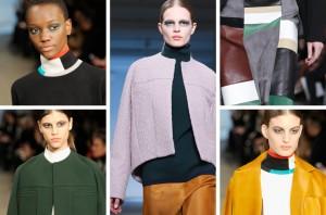 Derek Lam Осенние модные тренды Нью-Йорка
