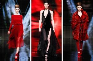 Donna Karan Осенние модные тренды Нью-Йорка