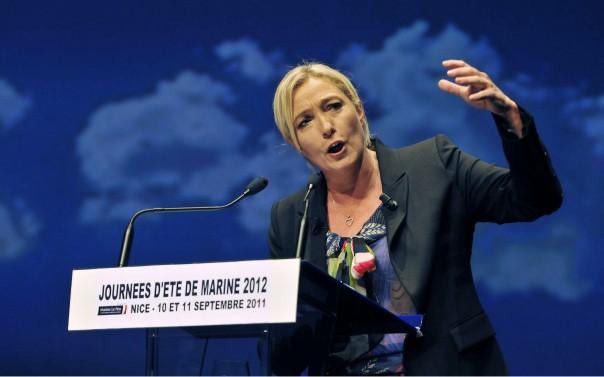 Ле Пен намерена вывести Францию из