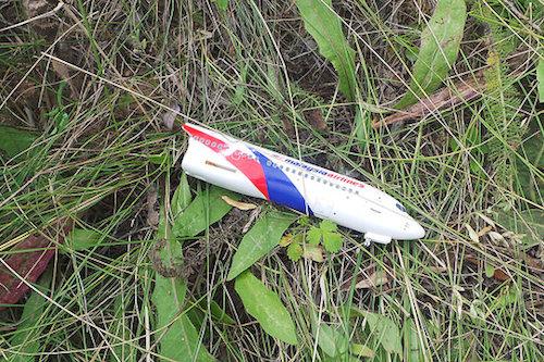 Найденные обломки принадлежат пропавшему 16 месяцев назад Boeing 777