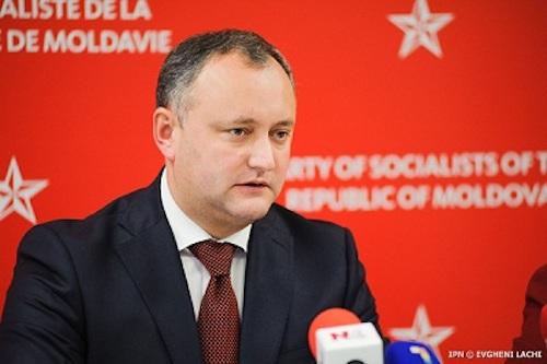 Молдавия: за социалистов готовы проголосовать 15,6 процентов избирателей
