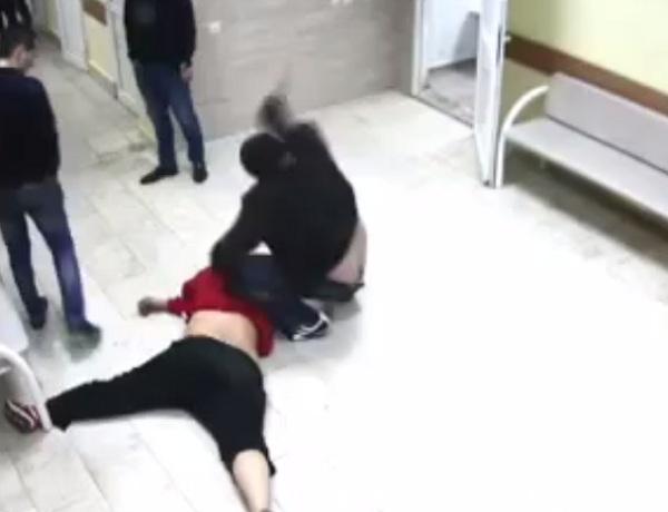 Массовая драка в Минеральных Водах закончилась избиением в больнице