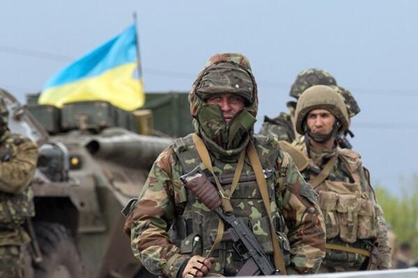 Украина увеличила численность своей армии