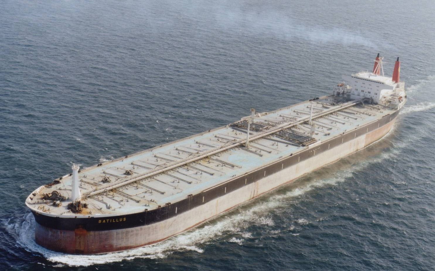 У берегов Швеции танкер сел на мель