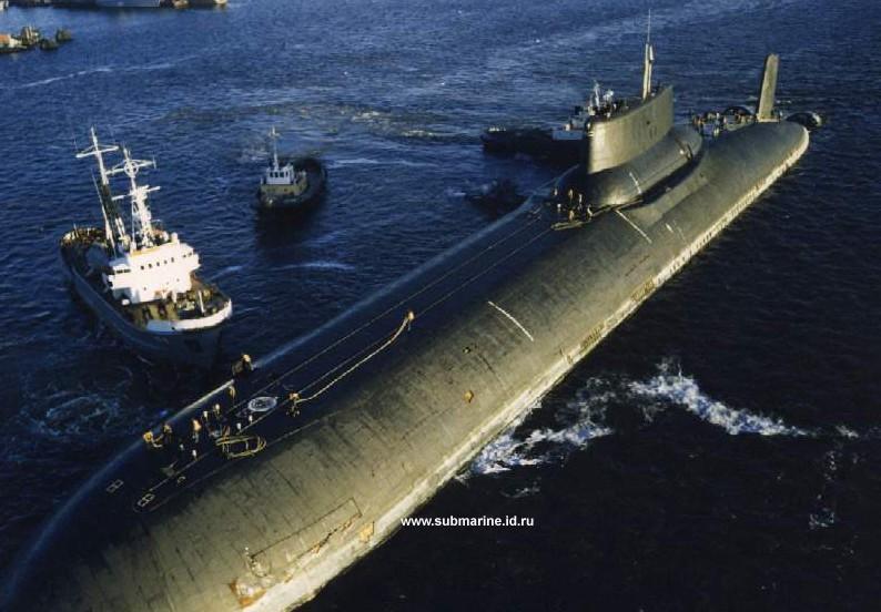 Минобороны РФ опровергло информацию о подлодке у берегов Швеции