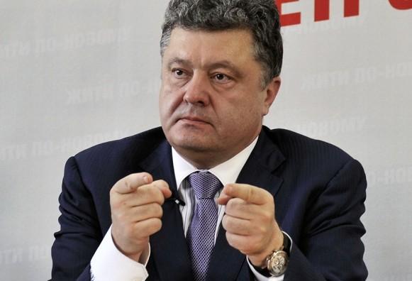 Порошенко: Мы победим в Отечественной войне 2014 года